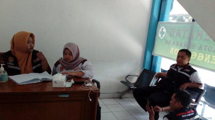 Meski Terminal Penggaron Sepi Pemudik, Posko Kesehatan Tetap Siaga