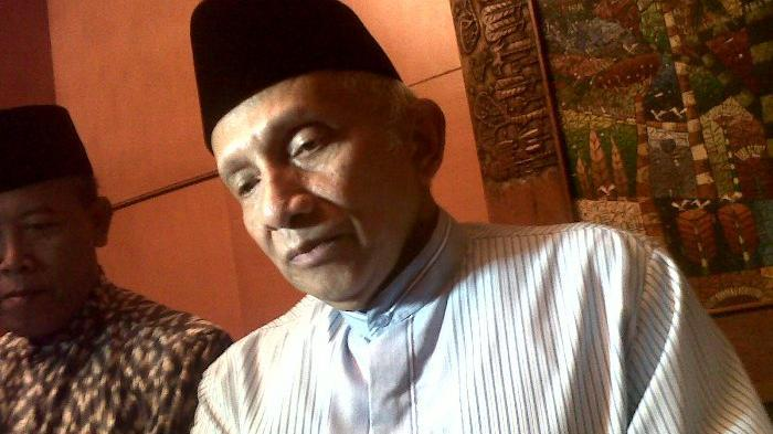 Pendiri PAN Amien Rais Umumkan Partai Ummat