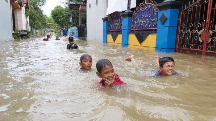 6.619 Jiwa dari Empat Kecamatan di Kabupaten Pekalongan Jadi Korban Banjir