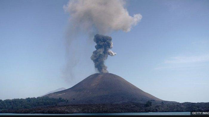 Zona Waspada Tsunami Selat Sunda Masih 500 Meter dari Tepi Pantai