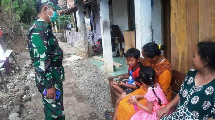 Kini Anak-anak Kalinusu Brebes Banyak yang Bercita-Cita Menjadi TNI