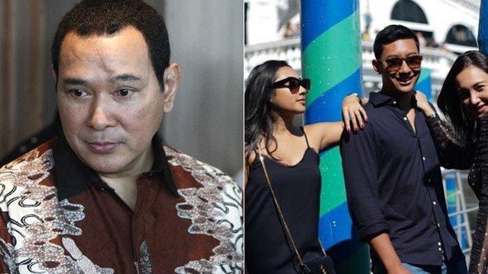Demi Anak, Tommy Soeharto Akhirnya Kembali Bertemu dengan Tata Cahyani dalam Momen Bahagia Ini