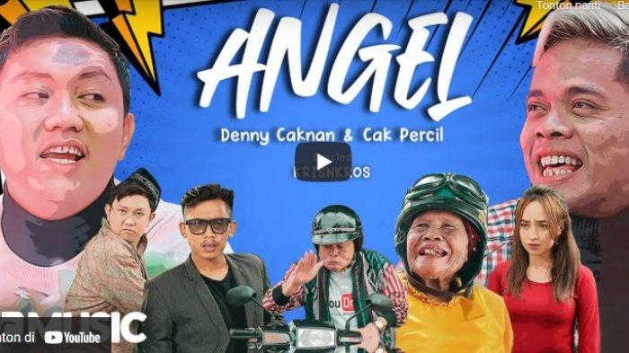 Chord Kunci Gitar Angel Denny Caknan feat. Cak Percil