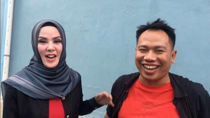 Vicky Prasetyo Ungkap Hasil Tes Kehamilan Angel Lelga : My Gladiator Boy