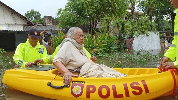 Innalillahi Wa Innailaihi Rojiun, Dua Warga Meninggal dalam Banjir Pekalongan, Sama-sama Terpeleset
