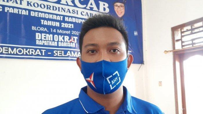 Alasan Yusuf Anggota DPRD Blora Tetap Pilih AHY, Padahal Ayahnya Dipecat karena Dukung KLB Demokrat