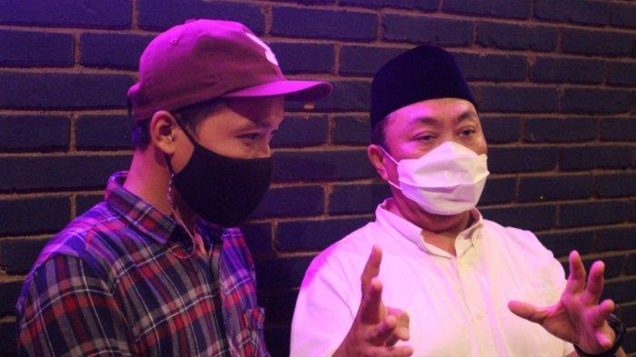 Dukung Industri Kreatif, Anggota DPRD Jateng Yudi Indras Kolaborasi dengan Hendra Kumbara Bikin Lagu