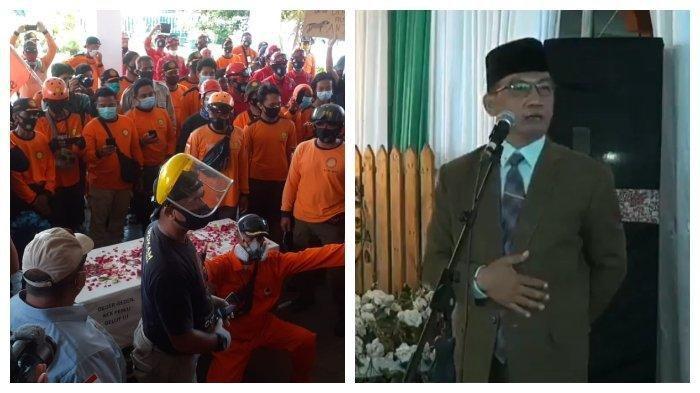 Anggota DPRD Bantul Sebut Pemakaman Prokes Covid-19 Hanya Proyek, Relawan Geruduk Kantor Dewan