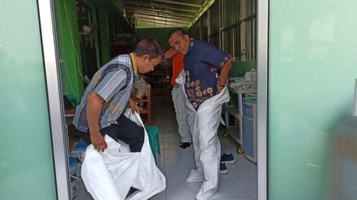 Anggota DPRD Pekalongan Nekat Jenguk Pasien Positif Corona, Cuma Mau Bilang Semangat