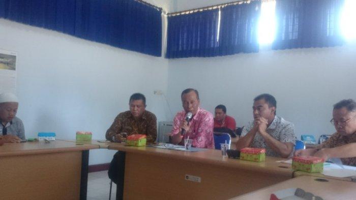 Kunjungi Setwan DPRD Lombok Tengah, Pimpinan DPRD Kabupaten Semarang Kepincut Program TV Parlemen