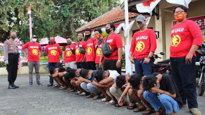 Ini Alasan Ketua Gangster Sukun Stres Semarang Hantam Kepala Korban dengan Batu: Saya Salah Sasaran