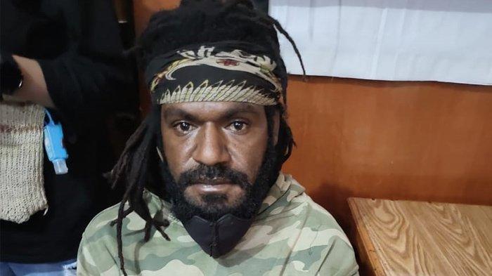 Inilah Sosok Osimin Wenda Anggota KKB Papua Ditangkap Satgas Nemangkawii, Terungkap Aksinya