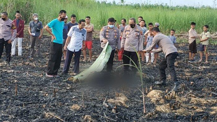 Petani Tewas Saat Membakar Sisa Panen Tebu di Kudus, Terkepung Api & Kehabisan Oksigen