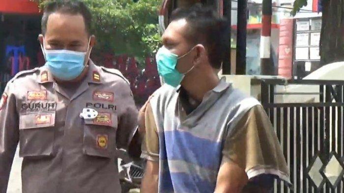 Gara-gara Kecelakaan, MH Ditangkap Polisi Sembunyikan Benda Ini di Gang