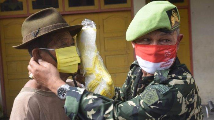 Seusai Lantik Ketua di Solo Raya, PPM Jateng Gelar Baksos Sekaligus Sosialisasi Protokol Kesehatan
