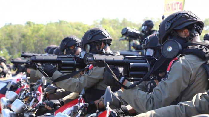 Kapolda Jateng Bangga Punya Personel Berkemampuan Khusus Antisipasi Tindakan Anarkis saat Pilkada