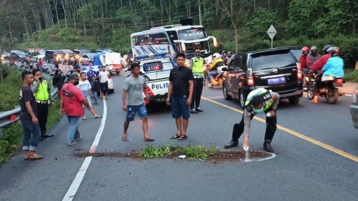 Kisah Pilu Abdullah Korban Kecelakaan Tabrak Lari, Tangan Kananya Putus Senin, Baru Ketemu Selasa