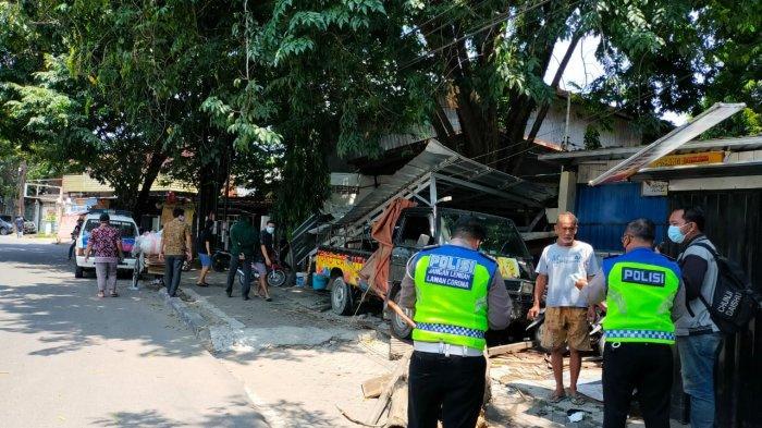 Kronologi Kecelakaan Mobil Pikap Tabrak Angkringan di Semarang, AKBP Sigit: Korban 4 Orang