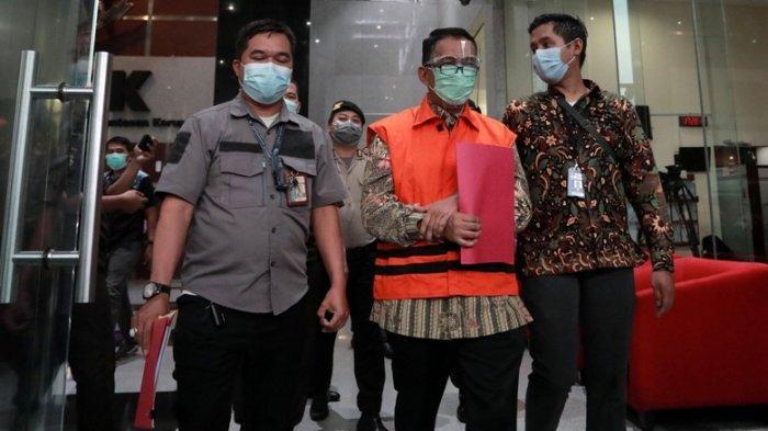 Mantan Pejabat Ditjen Pajak Ditahan KPK, Angin Diduga Terima Suap dari Perusahaan Haji Isam