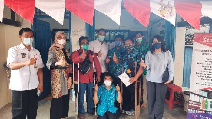Kesan Stafsus Jokowi Angkie Yudistia Seusai Tinjau UMKM Milik Disabilitas di Semarang