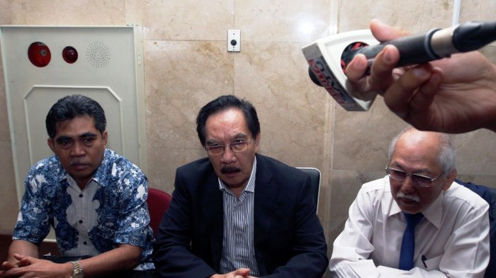 Disebut-sebut Antasari, Saham Perusahaan Hary Tanoe Turun
