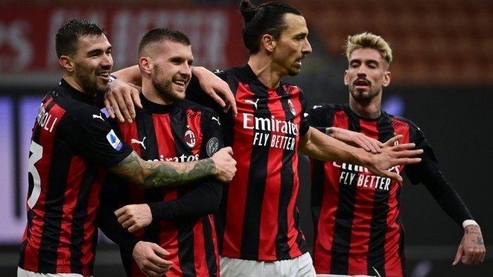 Nonton TV Online Ini Link Live Streaming AC Milan Vs Inter Derby Della Madonnina Serie A Liga Italia