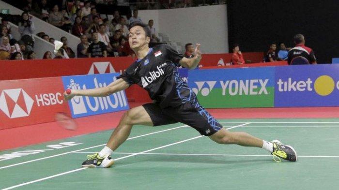 Jadwal dan Live Streaming Badminton Final Singapore Open 2019 Hari Ini, Ada Ahsan/Hendra dan Ginting