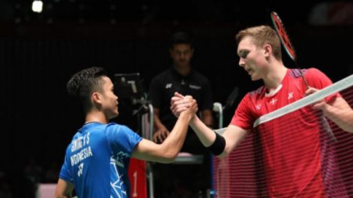 Jadwal BWF World Tour Finals Hari Ini, Anthony Ginting Akan Melawan Viktor Axelsen