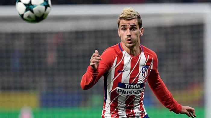 Antoine Griezmann Kembali ke Atletico Madrid