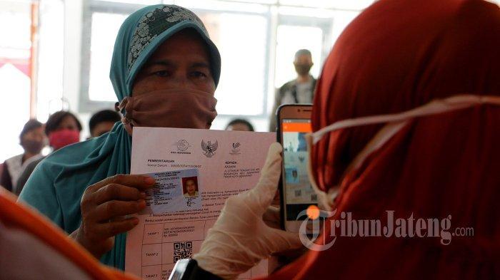 Hotline Semarang : Terdaftar Penerima Bantuan Sembako Tapi Malah Dipingpong