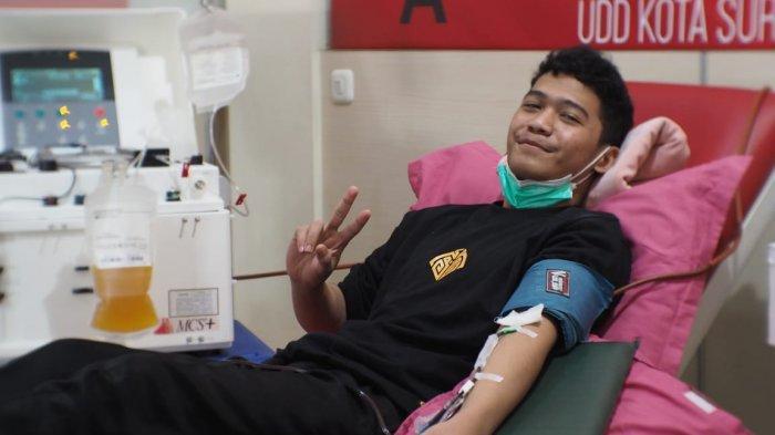 Kisah Inspiratif : Ratusan Santri As Surkati Rutin Donor Plasma Konvalesen Jadi Lumbung Donor Plasma