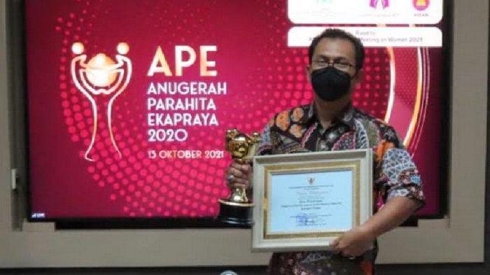 Sukses Wujudkan Kesetaraan Gender, Kota Pekalongan Raih Penghargaan APE Kategori Utama