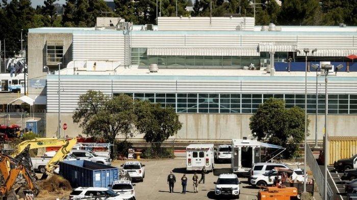 Penembakan Massal di Rel Kereta Api Tewaskan 8 Orang, Ini yang Dilakukan Pelaku saat Polisi Datang