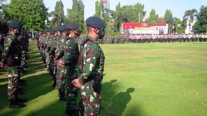 Satu Desa Zona Merah Dijaga 7 Prajurit TNI