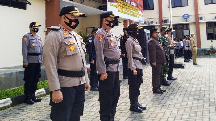 Kapolres Temanggung AKBP Benny: Kami Bubarkan Setiap Kerumunan dan Dilakukan Tapid Test saat Nataru