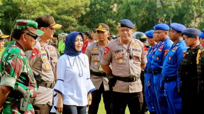 Ikuti Apel Pengamanan Nataru Jateng, Anggota DPR RI Sebut TNI Polri Butuh Tambahan Anggaran