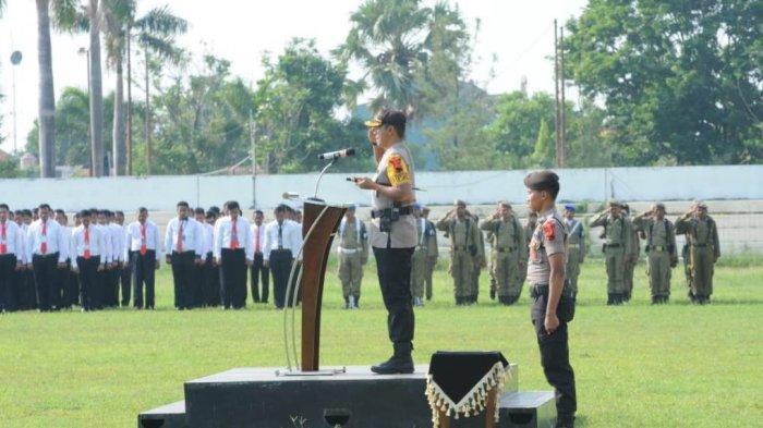 Ditemukan 10 Kasus Perjudian Jelang Pilkades Serentak Kabupaten Pati, Polisi Sita Rp 100 Juta