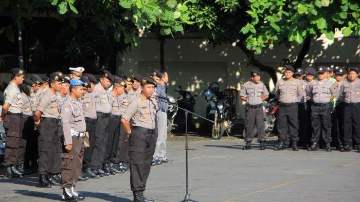 Kapolres Semarang Melarang Anggotanya Arogan Saat Pengamanan Pringatan Hari Buruh