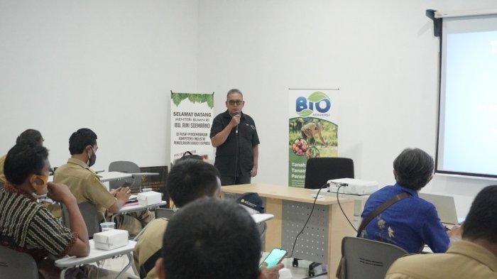 APKAI Batang dan Bio Konversi Bangun Demplot Kakao