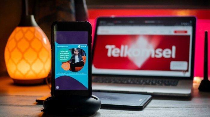Fasilitasi Masyarakat yang Ingin Belajar Kreatifitas Digital, Telkomsel Hadirkan Aplikasi Kuncie