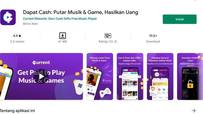 Aplikasi Penghasil Uang Dapat Cash, Dengar Musik di Radio Terima Cuan