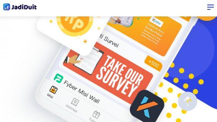 Aplikasi Penghasil Uang Jadiduit, Dapat Cuan 3 Hari Setelah Selesaikan Misi