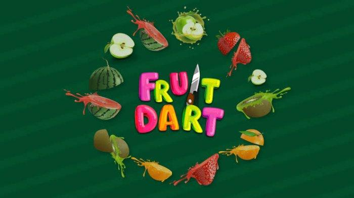 Aplikasi Penghasil Uang, Main Games Fruit Dart Potong Buah Dapat Cuan