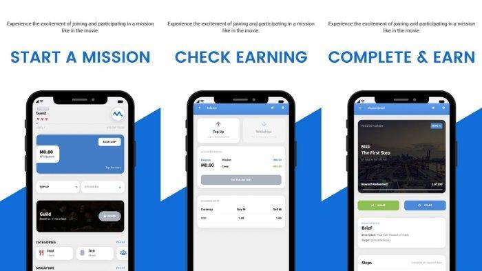 Cara Dapat Cuan dari Mulai Aplikasi Penghasil Uang: Baca Berita, Follow IG Instagram Dapat Komisi