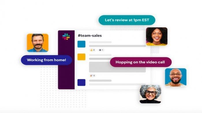 Apa Itu Slack? Yuk Kenalan Aplikasi Pesan Instan dan Konferensi Video