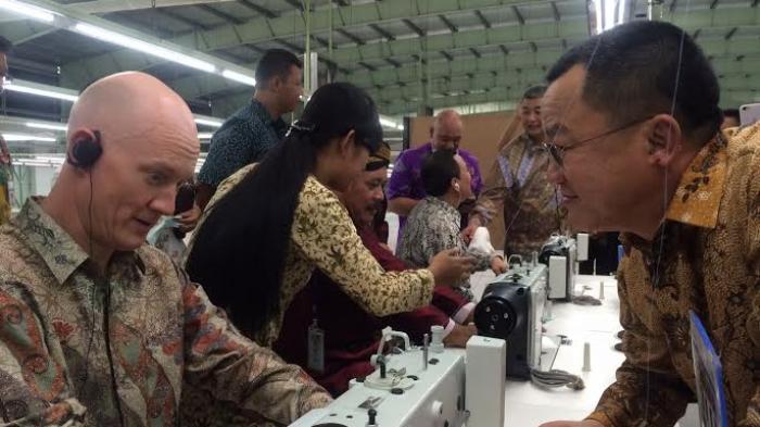 PT Apparel One Indonesia Melakukan Peluasan Pabrik, Nilai Investasi Rp 490 Miliar.