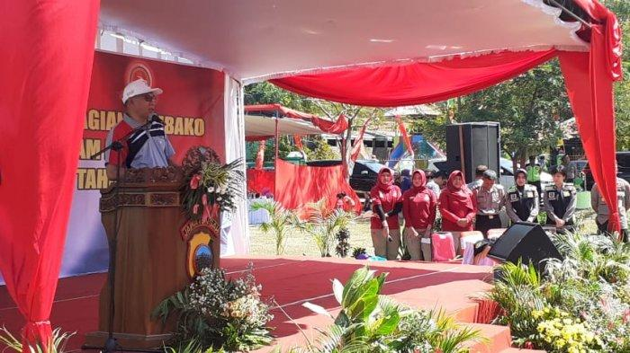 Bupati Demak, HM Natsir Apresiasi Kegiatan Bakti Sosial Polda Jateng di Mranggen
