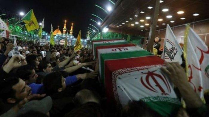 Intelijen Israel Dilaporkan Berperan Dalam Pembunuhan Jenderal IranQassem Soleimani Oleh AS