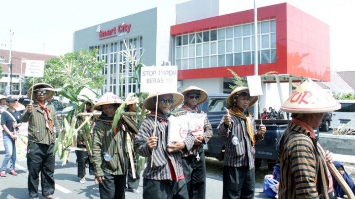 Peringati Hari Pangan Sedunia, DKP Boyolali Imbau Masyarakat Manfaatkan Lahan Pekarangan