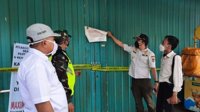 Segel Swalayan Ramai Dibuka, 92 Karyawan Sudah Jalani Swab Test, 12 Positif Covid-19